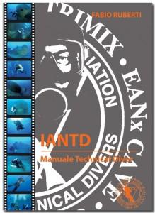 Manuale IANTD Technical Diver cornice