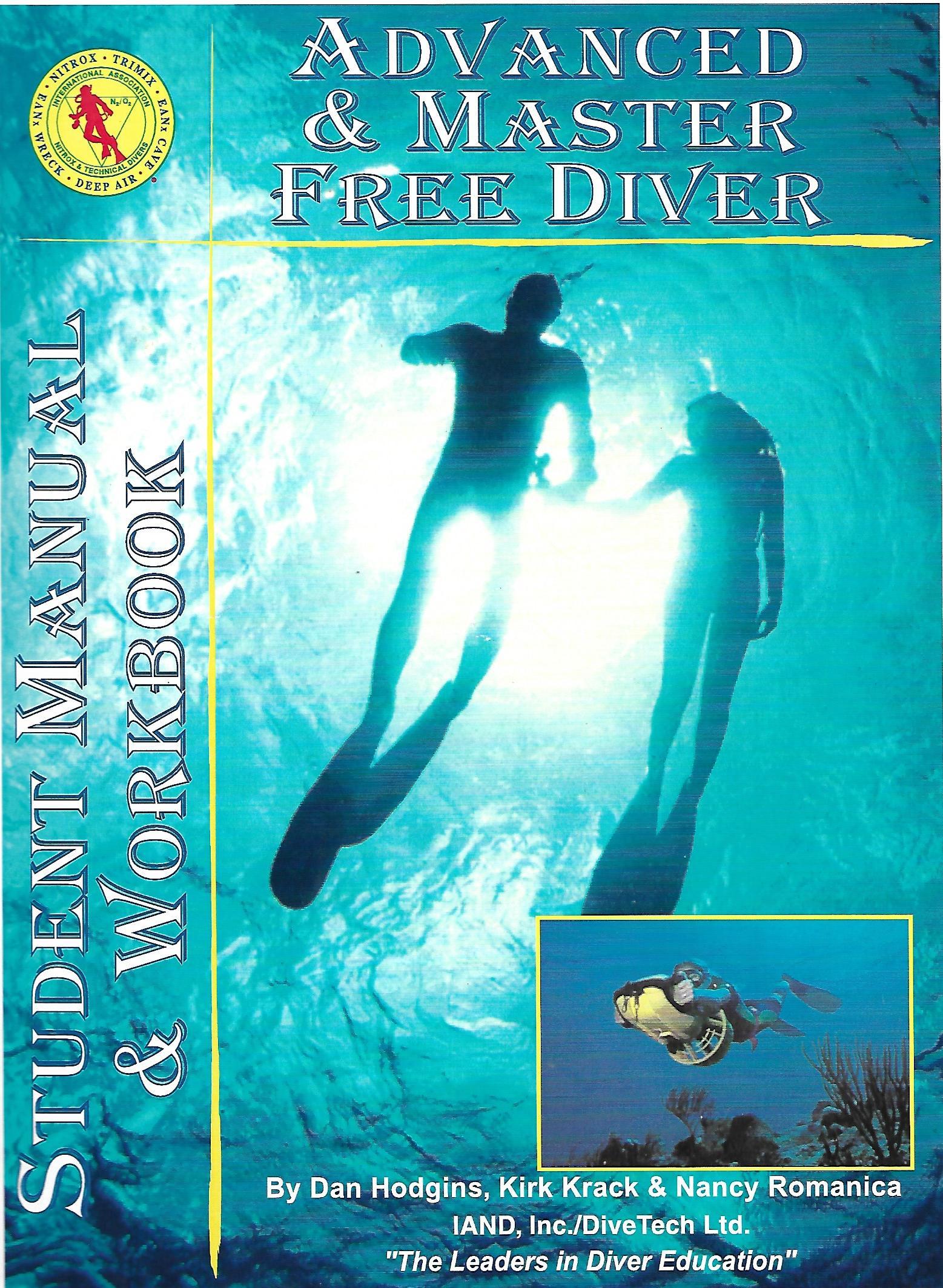 Master free diver iantd - Dive blu bari ...